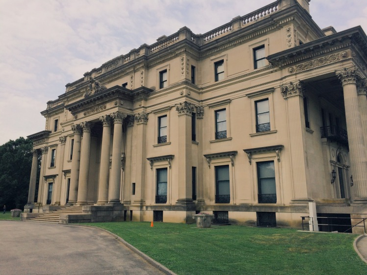 Wayne Manor, oops I mean the Vanderbilt Mansion.