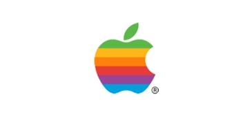 second-apple-logo